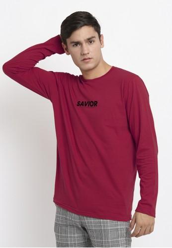 Savior red ZACHEL MAROON 4708EAA9276708GS_1