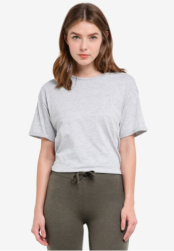 OVS grey Women's T-Shirt 1ED78AA27F0F49GS_1