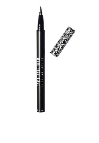 Fame Cosmetics black Fame Liquid Waterproof Eyeliner [Super Black] FA586BE00HZVMY_1