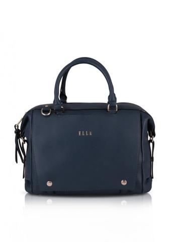 Elle navy Ladies 176 Tote Bag EDC39ACBC6F53AGS_1