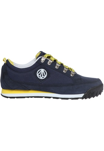 paperplanes navy Paperplanes-1140 Casual Stylish Tracking Style Sports Sneakers Shoes US Women Size PA355SH03PEUSG_1