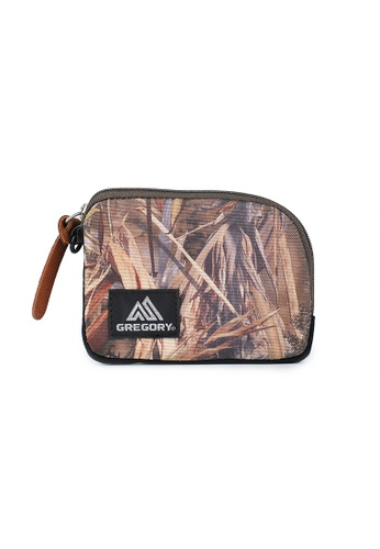 Gregory multi Gregory Coin Wallet Drt Camo GR313AC0FXX8SG_1