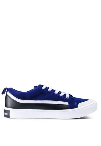 Calvin Klein blue Dino Sneakers 12E80SH3B1816AGS_1