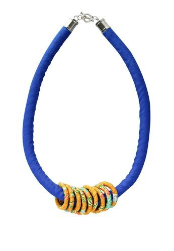 ASANA blue Kalung Freya – Blue AS423AC81YESID_1