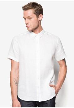 Nt-Linen Short Sleeve Shirt