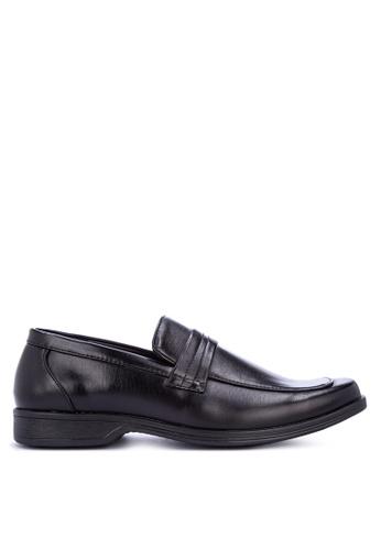 H2Ocean black Irving Formal Shoes 8C53ASHCF4B1A9GS_1