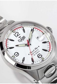new styles aad15 c8c9e Claro Claro Beach Star Automatic White Mens Watch HK 2,070.00 尺碼 One Size
