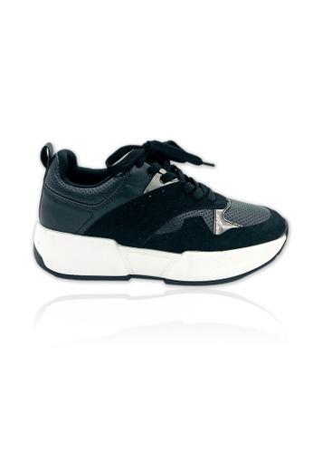 Unifit 黑色 Unifit Chunky Sneaker D4CF8SH3C28612GS_1