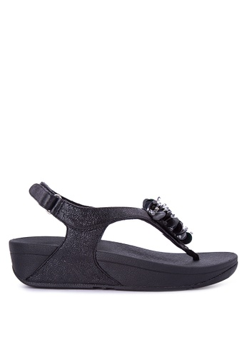 ba2a50d787cb1 Shop Fitflop Boogaloo Back Strap Sandal Online on ZALORA Philippines