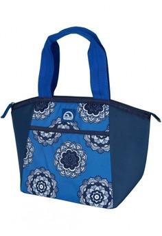 Indian Bazaar Sapphire Mini Essential Tote