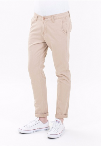 Drum Classic Slim Fit Chinos-BGE DR425AA21TJEMY_1