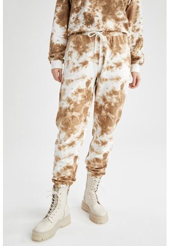 DeFacto beige Woman Knitted Trouser DE8D9AA12534E0GS_1