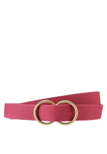 niko and ... purple Woven Belt 3AB95ACB2D6E08GS_1