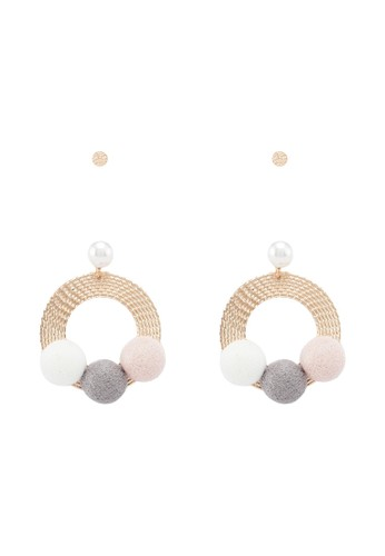 ONLY gold Anna 2-Pack Earrings 2BE03AC02EA106GS_1