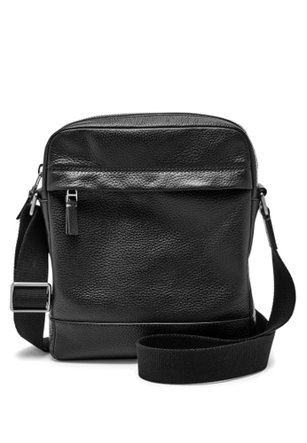 Fossil black Fossil Mayfair NS City Bag MBG9293001 FO164AC82ITXMY_1
