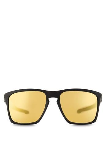 Oakley black Performance Lifestyle OO9346 Sunglasses OA636GL86FSZMY_1
