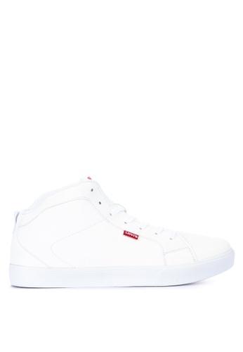 Levi's white Franklin Sneakers LE892SH0KDBIPH_1