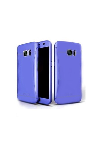 488e6062462 Shop MobileHub Ultra Thin 360 Degree Full Body Protective Case for Samsung  Galaxy S7 Online on ZALORA Philippines