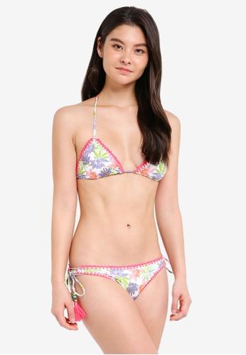 Yshey white Romantic Boho Brandy Bikini Set 7C252USEE9E092GS_1