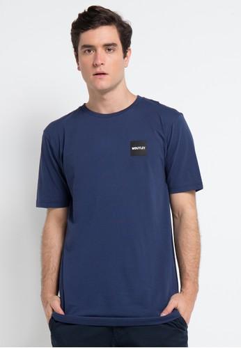MOUTLEY blue Men T-shirt 2012 MO264AA0VN7EID_1