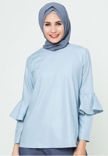 Adeeva Blouse Blue