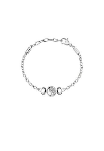 Morellato white Drops Bracelet SCZ997 Steel Stone C3A6FAC8991774GS_1