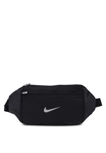 Nike black Challenger Waist Pack Large D1C97AC52344ACGS_1