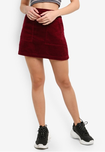 Factorie multi Cord Skirt A1A90AA97AE6F8GS_1