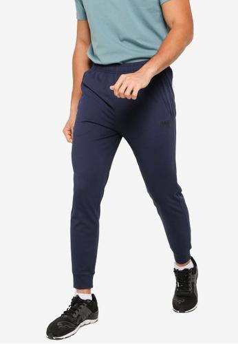 361° blue Cross Training Knit Pants 4C426AA75C0686GS_1