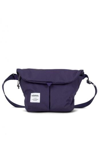 Hellolulu blue Mini Kasen All Day Shoulder Bag 66E8EAC00931C9GS_1