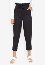 Plains & Prints black Essi Pants 9538CAA807770AGS_1