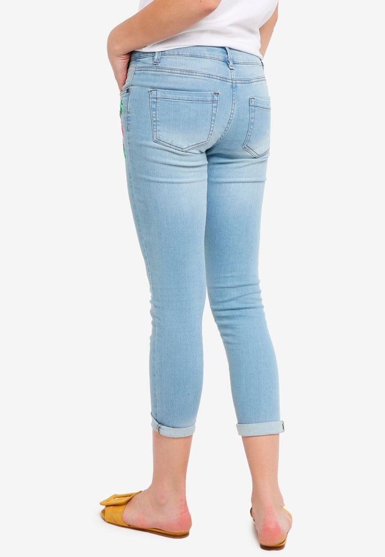 Blue OVS Jeans Blue Cropped Cropped Cropped Light OVS OVS Light Jeans Jeans HPqww40d