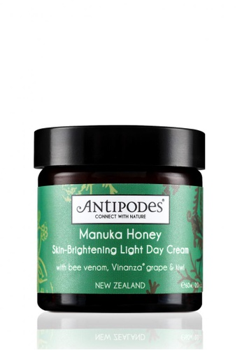 Antipodes Antipodes Manuka Honey Skin-Brightening Light Day Cream AN524BE74LRDMY_1