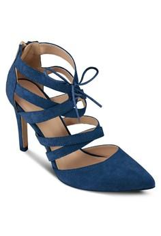 Strappy Pump Heels