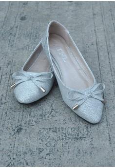 TNL Yann Ballet Shoes (Silver)