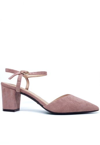 Twenty Eight Shoes Slingback Heel 3080-1 F5785SH4E202B4GS_1