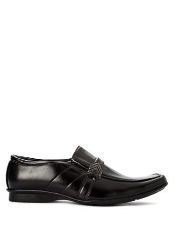 H2Ocean black Formal Shoes Slip On H2527SH0J9TJPH_1