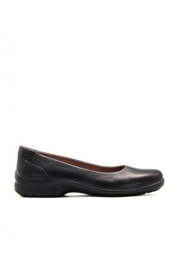 Hush Puppies black Womens Casual Shoes Quinter C5C4FSH6A149CDGS_1