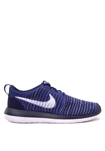 newest 000b9 bfad6 Nike Roshe Two Flyknit Older Kids  Shoe. Nike ID