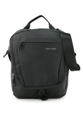 Pierre Cardin black Sling Bag 3A153ACD4F71BDGS_1