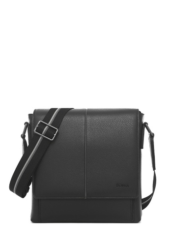 BONIA black Black Riley Crossbody Bag M 5B358AC6FD9117GS 1 7d8860f180acd