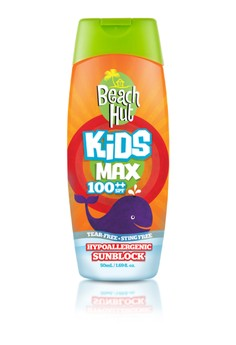 MAX SPF100 Lotion 50mL for KIDS