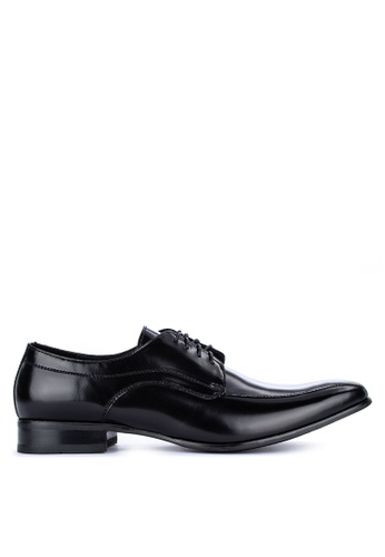 Antonio Manila black Stewart Formal Shoes 0D938SHA4D671AGS_1