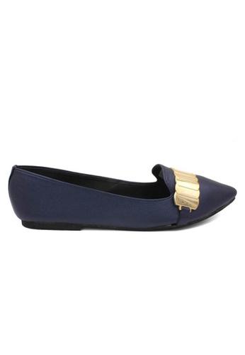 midzone blue MIDZONE Comfortable Ballet Flat ED110SH835F0FEGS_1