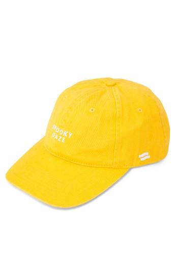Sance 文字點綴鴨舌帽, 飾品配件, 飾品zalora 心得配件