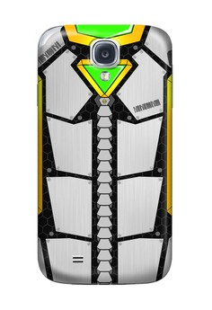 Mecha JD001 Glossy Hard Case for Samsung Galaxy S4