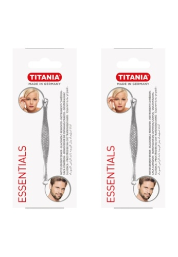 OPI [Twin Pack] Titania Double Black Head Remover 1023 [TTN304x2] E1DC2BE1268591GS_1