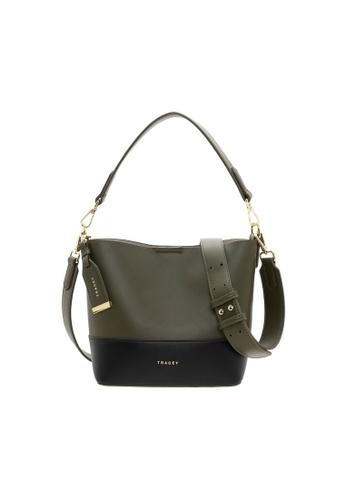 Tracey green Tracey Double Tone-Vivian Handbag, Sling Bag Bundle Set C5993AC8D563D3GS_1