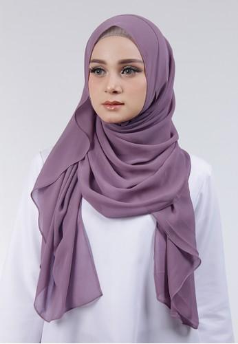 Cantik Kerudung purple Adela Instant 0894DAA2F2F403GS_1