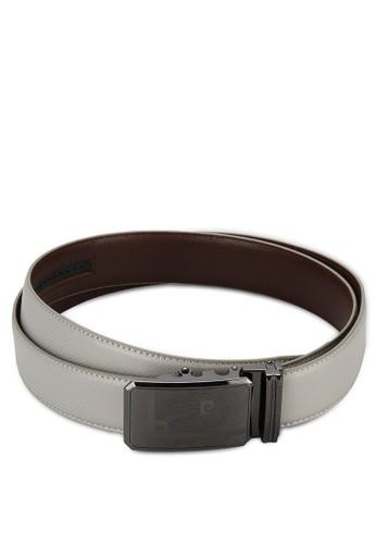 PIERRE CARDIN Pierre Cardin Kama Men's Belt 3.65 R C3 - Black